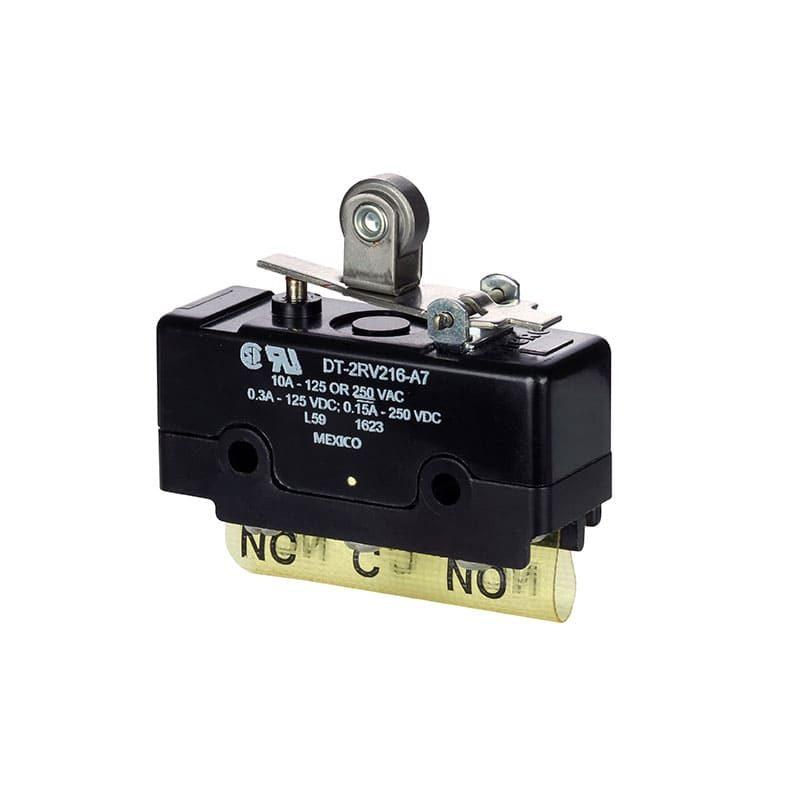 Interruttori Basic Switches Serie DT