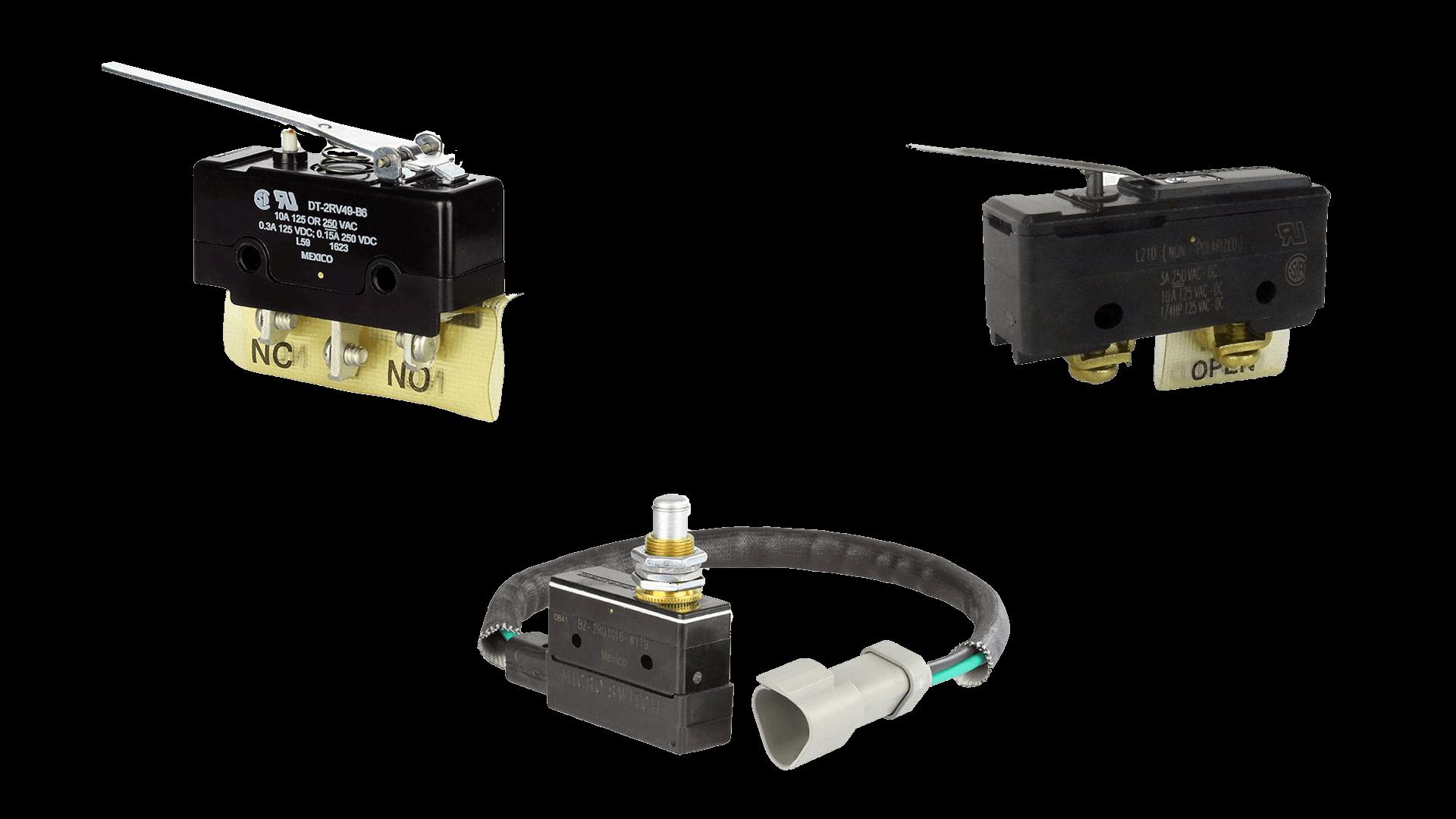 microinterruttori-basic-switches